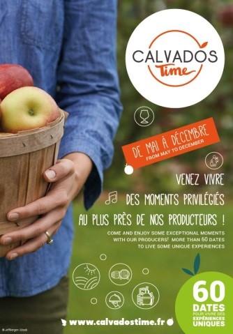 It's Calvados Time!