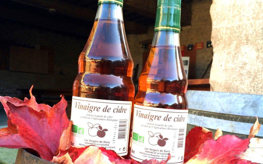 (Français) Le vinaigre de cidre soigne les coups de froid
