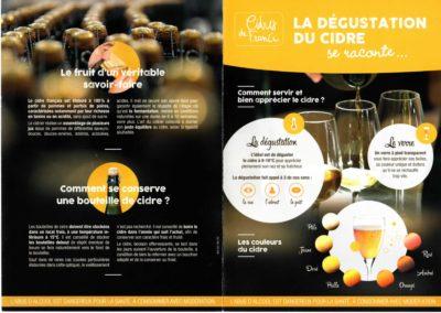 La dégustation du cidre se raconte... (1)